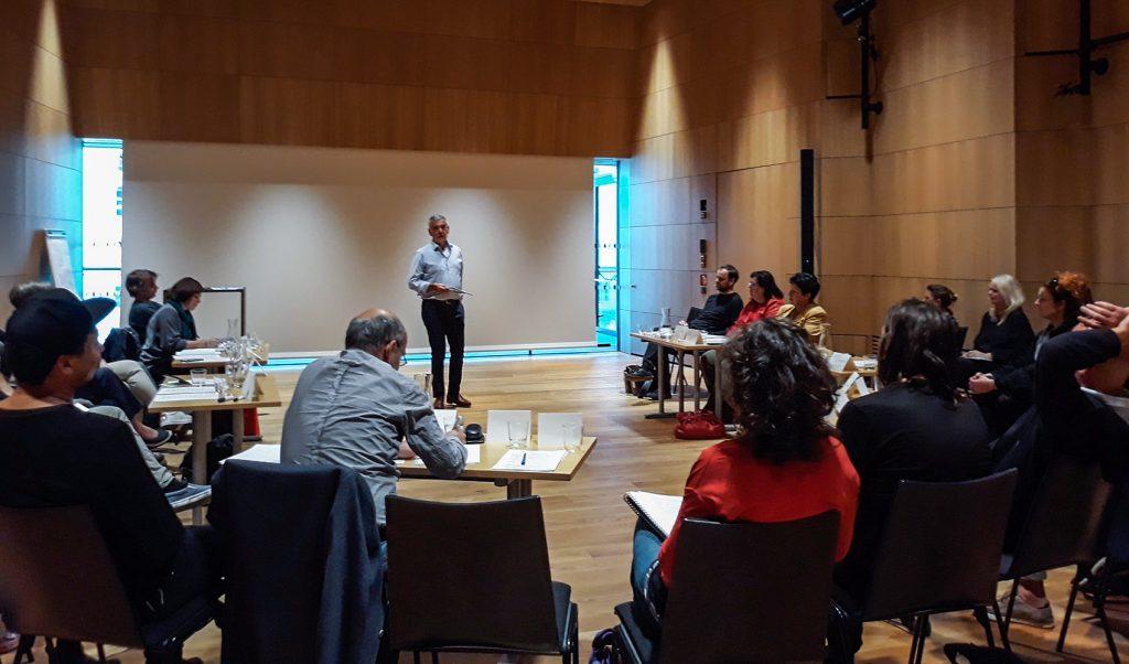 Arbeitskonferenz: Kulturraum ist Stadtraum und Kulturstrategie 2030